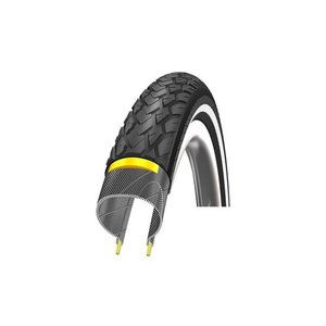 シュワルべ(SCHWALBE) タイヤ(1本巻き) マラソン 16X1.75 (47-305)ワイヤー trycycle