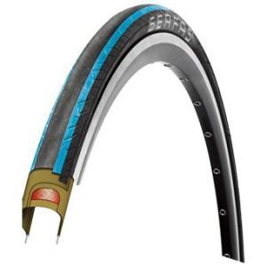 サーファス(SERFAS) タイヤ セカRS ロード 700X25C フォールディング ブルー|trycycle