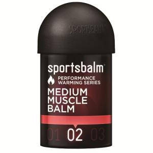 SPORTSBALM(スポーツバルム) ボディケア用品 レッド2 ミディアムマッスルバルム|trycycle