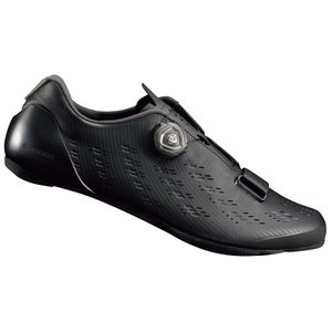 送料無料 シマノ シューズ ロード RP9 ブラック SH-RP901 trycycle