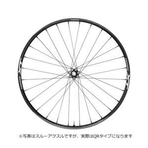 送料無料 シマノ マウンテンバイクホイール WH-M8000-TL- フロントのみ QR 29インチ|trycycle