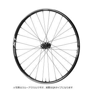 送料無料 シマノ マウンテンバイクホイール WH-M8000-TL リアのみ QR 27.5インチ|trycycle