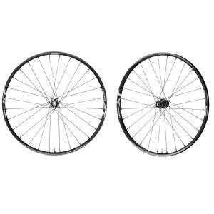 送料無料 シマノ マウンテンバイクホイール WH-M8020-TL フロント15mmEスルー リア12mmEスルー 前後セット 27.5インチ|trycycle