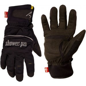Showers Pass グローブ Crosspoint Softshell WP|trycycle