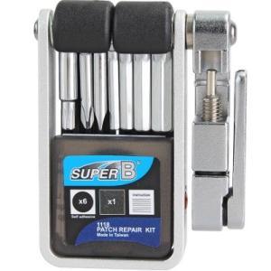 SUPER B 9935 14点携帯工具セット trycycle
