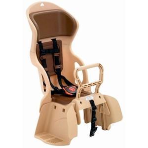 送料無料 オージーケー チャイルドシート RBC-015DX ヘッドレスト付カジュアル後子供乗せ カフェ茶 trycycle