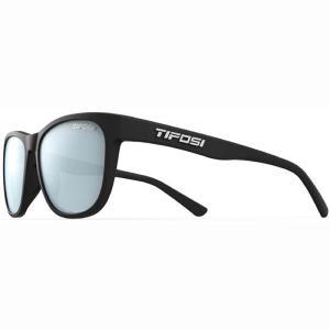 ティフォージ(TIFOSI) アイウエア SINGLE LENS スワンク サテンブラック スモークブライトブルー|trycycle