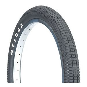 TIOGA(タイオガ) タイヤ TIG FS100 20x2.10 ブラック|trycycle
