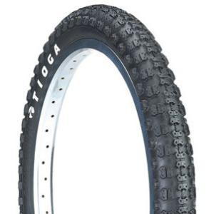 TIOGA(タイオガ) タイヤ TIG コンプ3 20x1.1/8 ブラック|trycycle