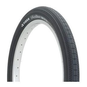 TIOGA(タイオガ) タイヤ TIG ストリート ブロック 20x2.25 ブラック|trycycle