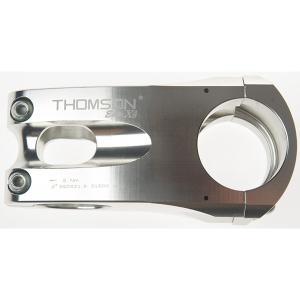 送料無料 THOMSON(トムソン) MTB STEM X4 31.8 60mm 0°SILVER|trycycle