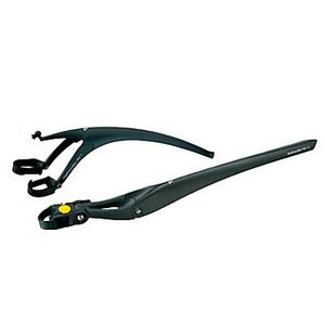 トピーク(TOPEAK) フェンダー ディフェンダー RC1/RC11 F/R ブラック|trycycle