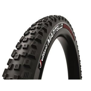 送料無料 VITTORIA(ヴィットリア) マウンテンバイクタイヤ MARTELLO マルテロ TNT(チューブレスレディ) G2.0 27.5x2.8 ブラック/グレー trycycle