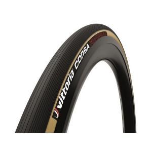 送料無料 VITTORIA(ヴィットリア) ロードバイクタイヤ CORSA コルサ チューブラー G2.0 700x23mm ブラック trycycle