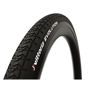 VITTORIA(ヴィットリア) マウンテンバイクタイヤ EVOLUTION エボルーション クリンチャー 26x1.9 ブラック|trycycle