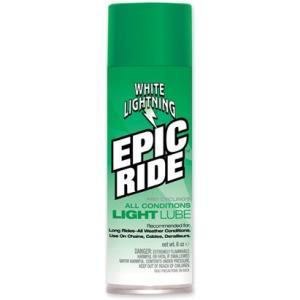 ホワイトライトニング(WHITE LIGHTNING) ケミカル エピック ライド ライト ルーブ 225ml エアーゾール|trycycle