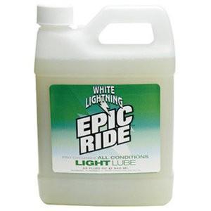 ホワイトライトニング(WHITE LIGHTNING) ケミカル エピック ライド ライト ルーブ 945ml プラボトル|trycycle