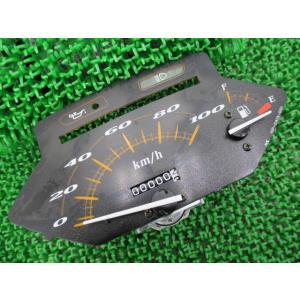新品 ホンダ 純正 バイク 部品 リード100 スピードメーター 37210-KFH-008 在庫有 即納 JF06 車検 Genuine|ts-parts