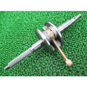 新品 ヤマハ 純正 バイク 部品 ジョグ クランクシャフト 5SU-11400-00 在庫有 即納 SA16J 車検 Genuine|ts-parts