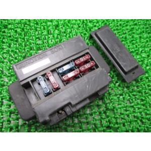 中古 カワサキ 純正 バイク 部品 ZXR400 ヒューズボックス 26021-1072 ジャンクションボックス ZXR250 車検 Genuine ts-parts