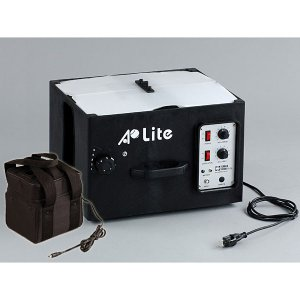 ライトボールマシン AC電源+ポータブルバッテリーモデル(内蔵バッテリーなし)AP-LITE-AC-PO