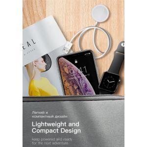 アップルウォッチ ワイヤレス充電器 Qi Apple Watch 急速充電 ミニ ワイヤレス 充電器 チャージャー チー ワイヤレス充電パッド tsaden 08