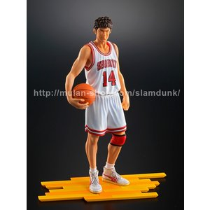 The spirit collection of Inoue Takehiko 『SLAM DUNK 三井寿』(白ユニフォームVer.)|tscoitshop