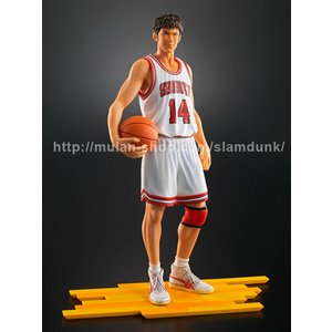 The spirit collection of Inoue Takehiko 『SLAM DUNK 三井寿』(白ユニフォームVer.)|tscoitshop|02