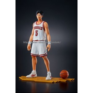 The spirit collection of Inoue Takehiko 『SLAM DUNK 木暮公延』(白ユニフォームVer.)【1000体限定】|tscoitshop|02