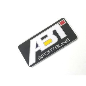 ABT SPORTSLINE エンブレム (新品未使用、 送料無料)  ABT SPORTSLINE...