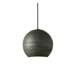 大光電機 照明器具 和風LED小型ペンダントライト 信楽焼 電球色 白熱灯60Wタイプ フランジタイ...