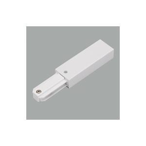 オーデリック 照明器具部材 ライティングレール用 フィードインキャップ ホワイト LD0231T