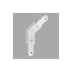 オーデリック 照明器具部材 ライティングレール用 垂直ジョインタ(内角) ホワイト LD0240T
