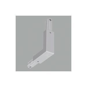 オーデリック 照明器具部材 ライティングレール用 垂直ジョインタ(外角) グレー LD0241ST
