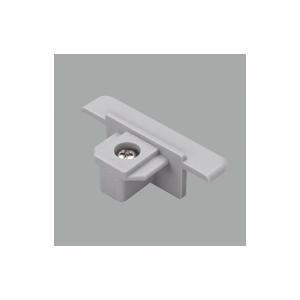 オーデリック 照明器具部材 ライティングレール用 エンドキャップ埋込用 グレー LD0262ST