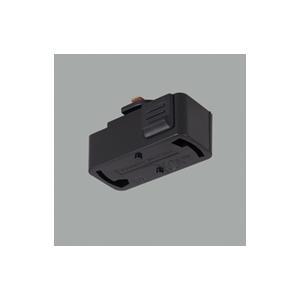オーデリック 照明器具部材 ライティングダクトレール用引掛シーリング ブラック LD7010BT