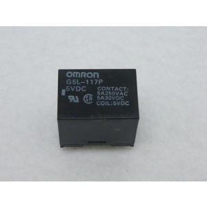 G5L-117P 5VDC オムロン パワリレー