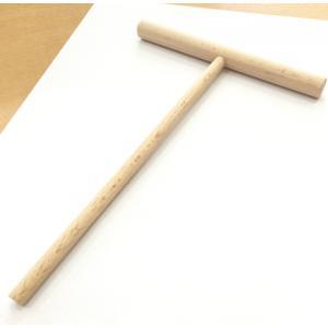 家庭用クレープ用ミニ・トンボ丸型(木製)|tsubame