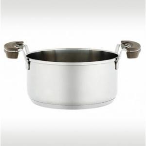 サーモス シャトルシェフ KBE調理鍋のみ プラム|tsubame