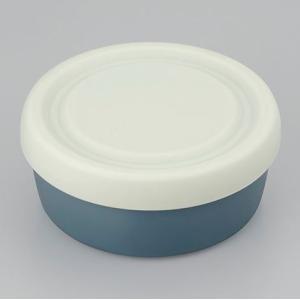 【部品内容】 おかず容器本体・おかず容器フタ  【適応本体品番】 JBC-801 ネイビー(NVY)
