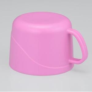 サーモス 水筒 部品 FFRコップ ブラックピンク tsubame