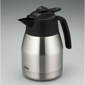 サーモス 真空断熱ポットコーヒーメーカー ECHポット クリアステンレス|tsubame