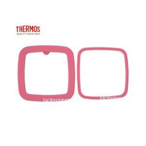 サーモス THERMOS ランチボックス 部品 DJJパッキンセット ピーチ tsubame