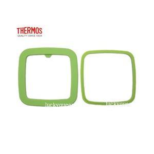 サーモス THERMOS ランチボックス 部品 DJJパッキンセット ライムレモン tsubame