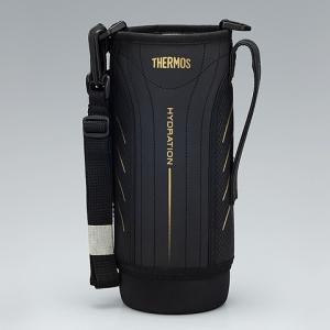 サーモス THERMOS 水筒 カバー FFZ-1000Fハンディポーチ ブラック|tsubame