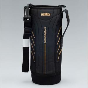 サーモス THERMOS 水筒 カバー FFZ-1500Fハンディポーチ ブラック|tsubame