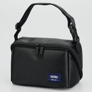サーモス THERMOS 保温弁当箱 部品 DBQ-362ポーチ マットブラック|tsubame