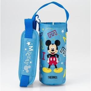 サーモス 水筒カバー FHL-401F ポーチ ブルースター ミッキーマウス|tsubame