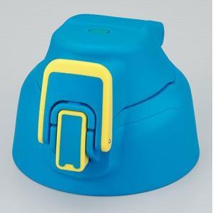 サーモス(THERMOS) 水筒交換部品 FHT-1500Fキャップユニット ブルーカモフラージュ (フタパッキン・シールパッキン付)|tsubame