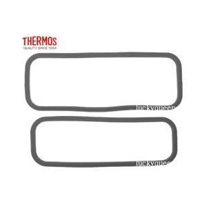サーモス THERMOS ランチボックス 部品 DSD-1100Wパッキンセット ステンレス tsubame
